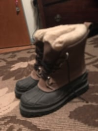 Men's L.L Bean insulated boots size 11 Prince Frederick, 20678