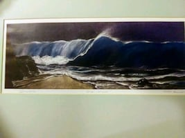 """Chantelle limited addition Paintings, prints. Hawaii"""""""