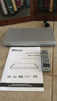 Memorex DVD Player