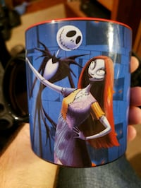 20 oz. The Nightmare before Christmas mug