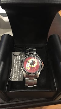 Redskins stainless steel watch Great Mills, 20634