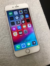 iPhone 6s 32GB Rose Gold Unlocked Fairfax, 22030