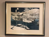 Japanese painting beauty Oakville, L6H 6Z7