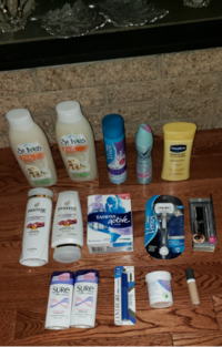 Personal care bundle  Sterling Heights