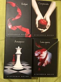 Twilight by stephenie meyer serie de libros Madrid, 28012