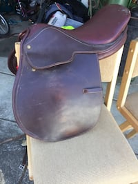 brown leather horse saddle Petaluma, 94954