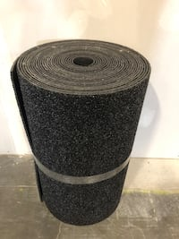 Roll of commercial/residential matting