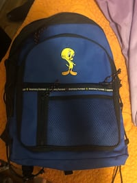 1998 vintage loony tunes tweety bird backpack NEW Mississauga, L5A 4A1