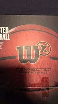 Wilson connected basketball