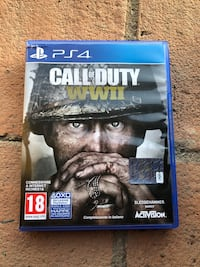 Call of Duty WWII per PS4
