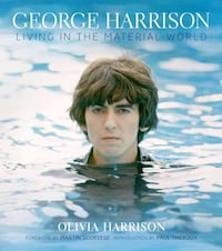 George Harrison: Living in the Material World Coffee Table Book Toronto, M4Y 1G1