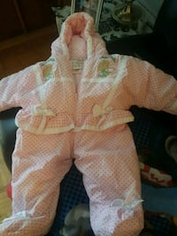 Girls Beatrix Potter snow outfit Toronto, M3M 2Y1