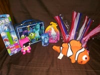 10 Peice Girls Toy Lot Great XMas Gifts Virginia Beach, 23454