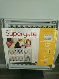 2in1 Super Baby Gate NEW