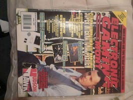 1991Retro electronic gaming monthly