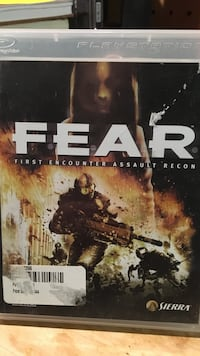 FEAR for PS3 Sherwood Forest, 21405