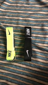 NIKE Lanyard Neon Yellow and Black Available Boiling Springs, 29316