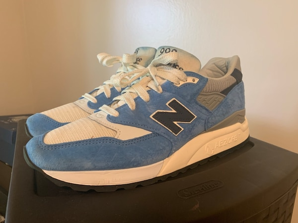 best loved 7a3ab ead93 Men's New Balance for J.Crew 998 Shoes Size 9.5