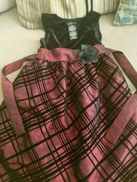Size 6x Christmas Dress -- REDUCED