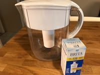 Brita Water Jug and brand new filter Delta, V4C 1V1