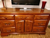 Solid wood LEGACY TRADITIONAL dresser with 7 drawe Annandale, 22003