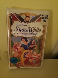 Walt Disney's Masterpiece SNOW WHITE and the SEVEN