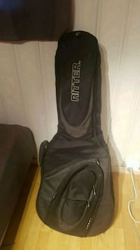 Ritter gitar bag Bore