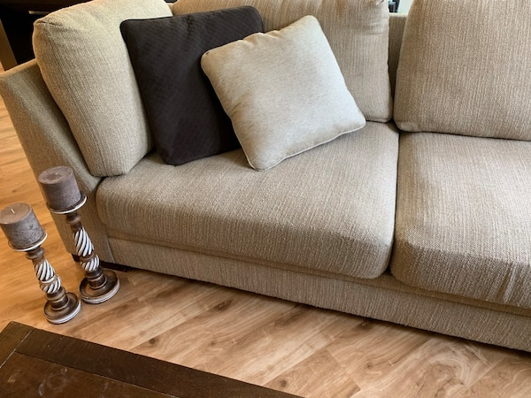 Used Sectional Sofa Ashley Furniture 3years Warranty For Sale In