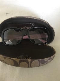 2 day sale! Authentic Coach sunglasses Fort Mitchell, 36856