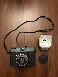 Vintage Diana F Medium Format Lomography camera