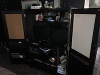 Cabinet/Storage for printer and all office supplies. New York, NY 10065, USA