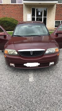2001 Lincoln LS V8 Columbia