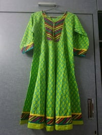 green and red long-sleeved dress Ahmedabad, 380059