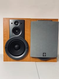 YAMAHA SPEAKERS…