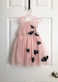 H&M Halloween tulle dress size 2-3 Mississauga, L5M 0H2
