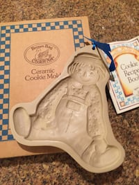 Cookie Mold New in box collectors