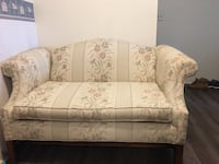 Antique floral loveseat Ankeny, 50021
