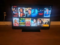 """Sharp 46"""" Aquos flat screen TV with stand East Gwillimbury, L9N 1G5"""