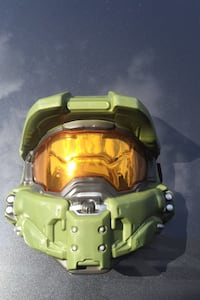 Master Chief Halloween mask