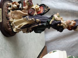 $4.50  Ceramic Sculpture of 'Holly's Collectibles'