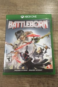 Selling battleborn for xbox one