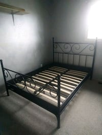 Double bed frame  Edmonton, T5T 2E3