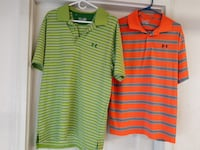 Euc- 2 mens Under Armour Polo