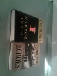Mirror Image and Echoes books by Danielle Steel St. John's, A1S 1L7