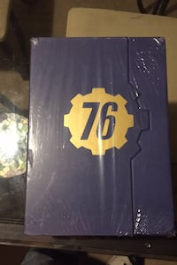 Brand new book in plastic fallout 76 platinum edition Westminster, 21157