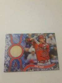 blue and red baseball trading card Guelph, N1E 5R9