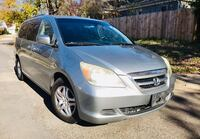 "LEATHER ••2006 Honda Odyssey "" Navigation/ Back up Camera / Navigation / Heated Seats / Dvd for the kids  53 km"