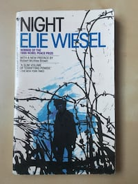 ELIE WIESEL Night (en inglés) Madrid, 28020