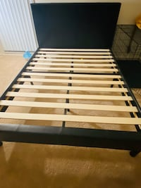 Leather bed frame Providence, 02904