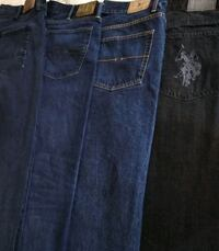 Men's Jeans. 1 pair of Nautica, 3 pair of Polo Plant City